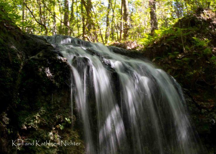 Soft waterfall 1