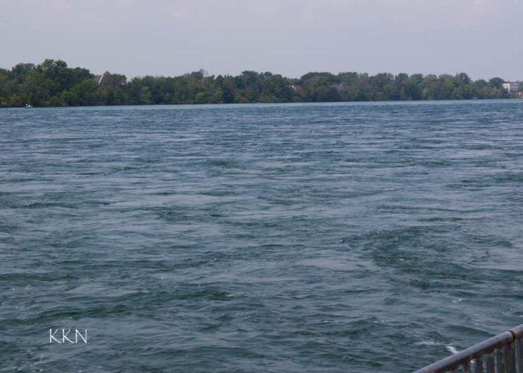 Water side
