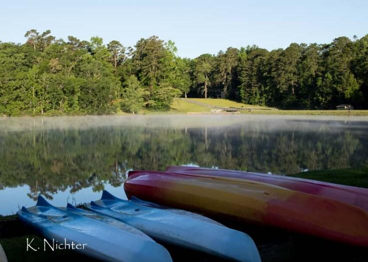 Kolomoki Lake